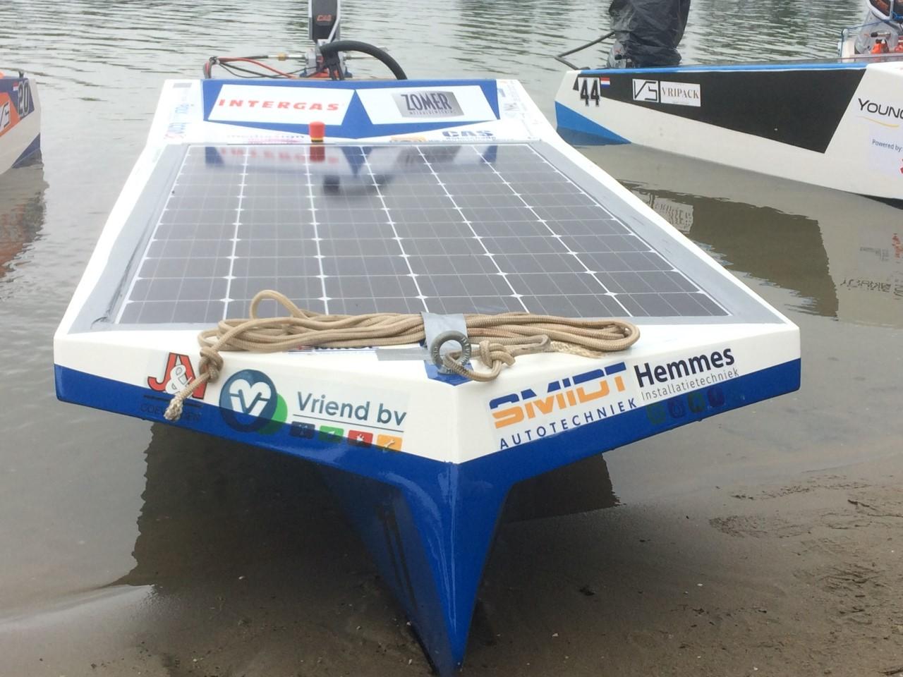 Solar Boot